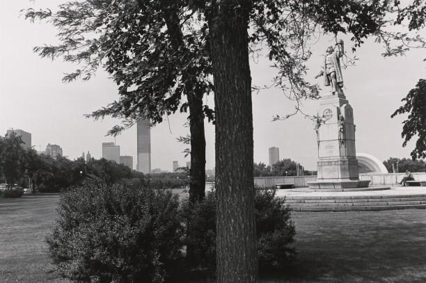 Columbus. Grant Park, Chicago, Illinios