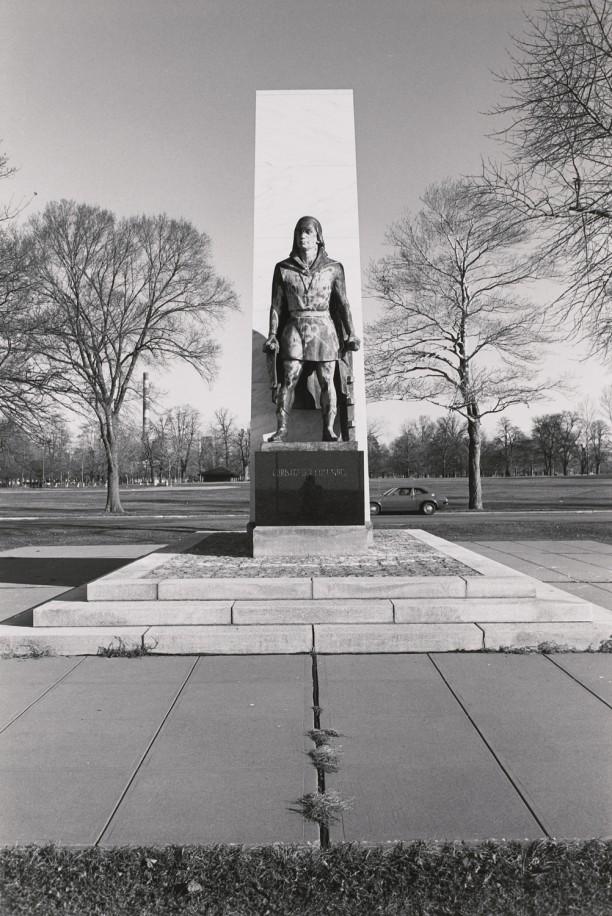 Columbus. Bridgeport, Connecticut