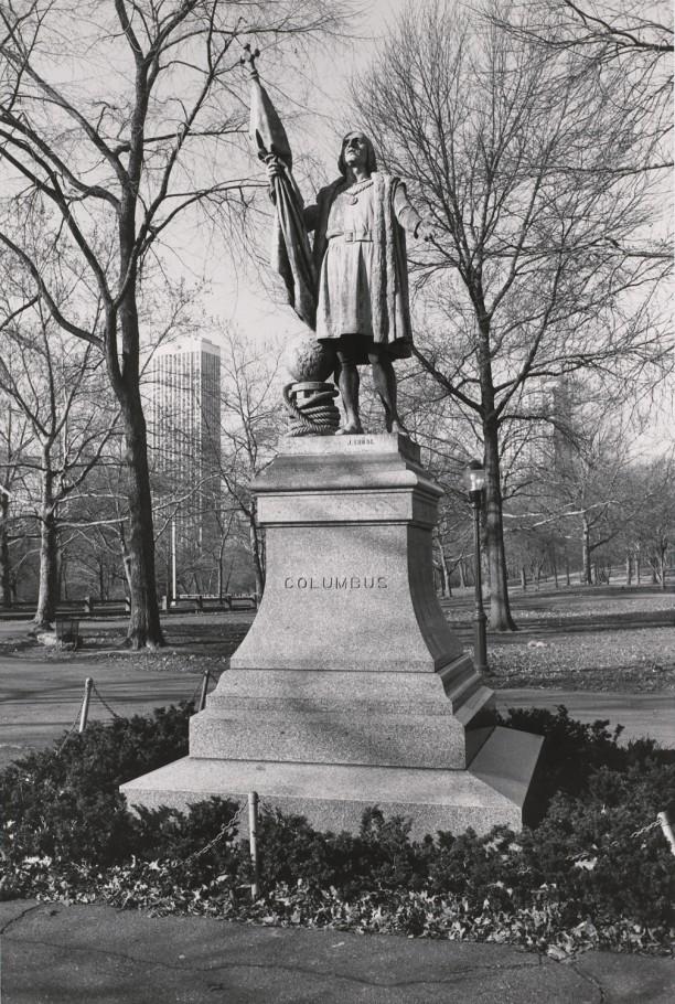 Columbus. Central Park, New York, New York