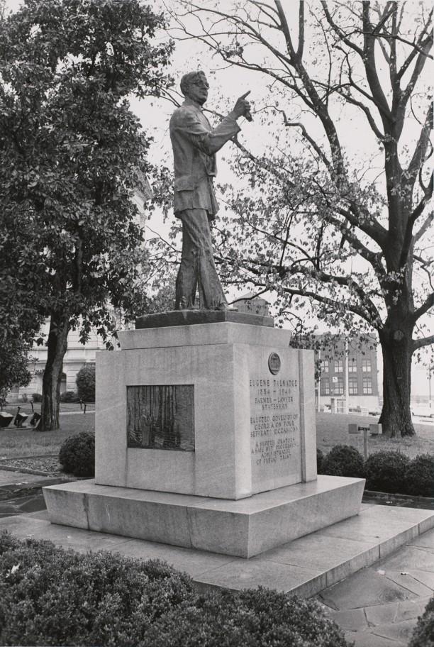 Eugene Talmadge. Atlanta, Georgia