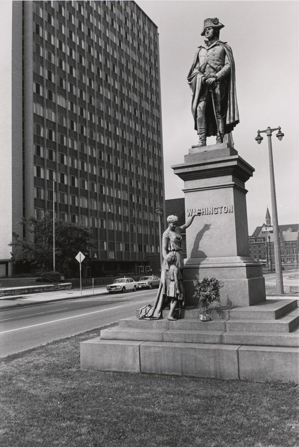 George Washington. Milwaukee, Wisconsin