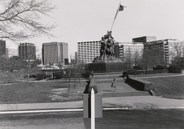 Iwo Jima Memorial. Arlington, Virginia
