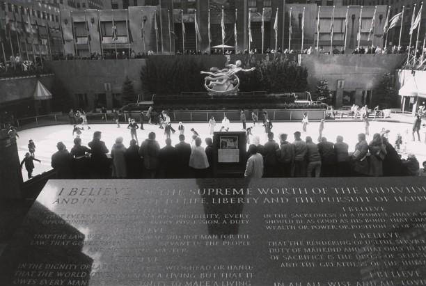 Prometheus. Rockefeller Center, New York, New York
