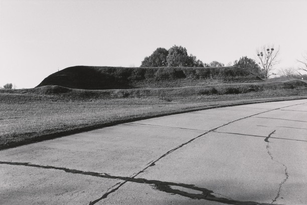 Restored Fort Garrott. Vicksburg National Military Park