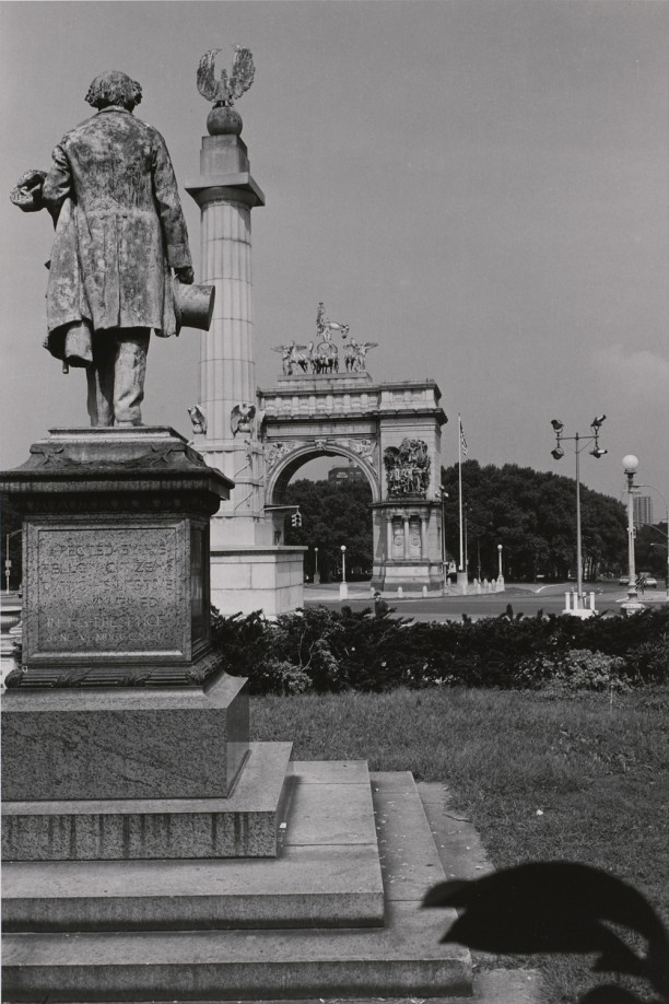 J. S. T. Stranahan and Memorial Arch. Grand Army Plaze, Brooklyn, New York