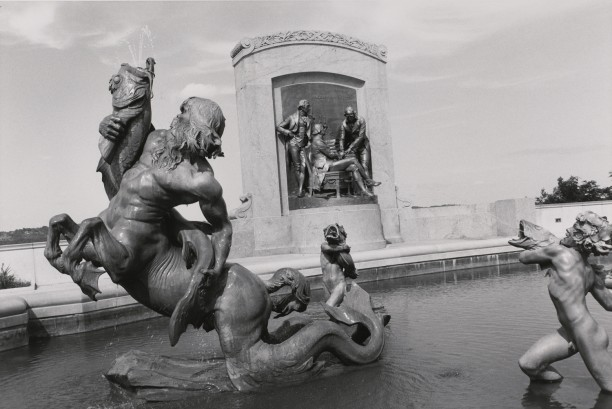The Fountain of the Centaurs, and the Louisiana purchase. Jefferson City, Missouri