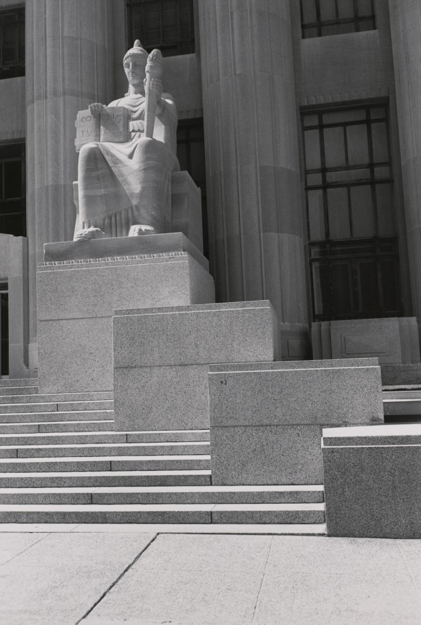 Liberty. Federal Courthouse, Saint Louis, Missouri