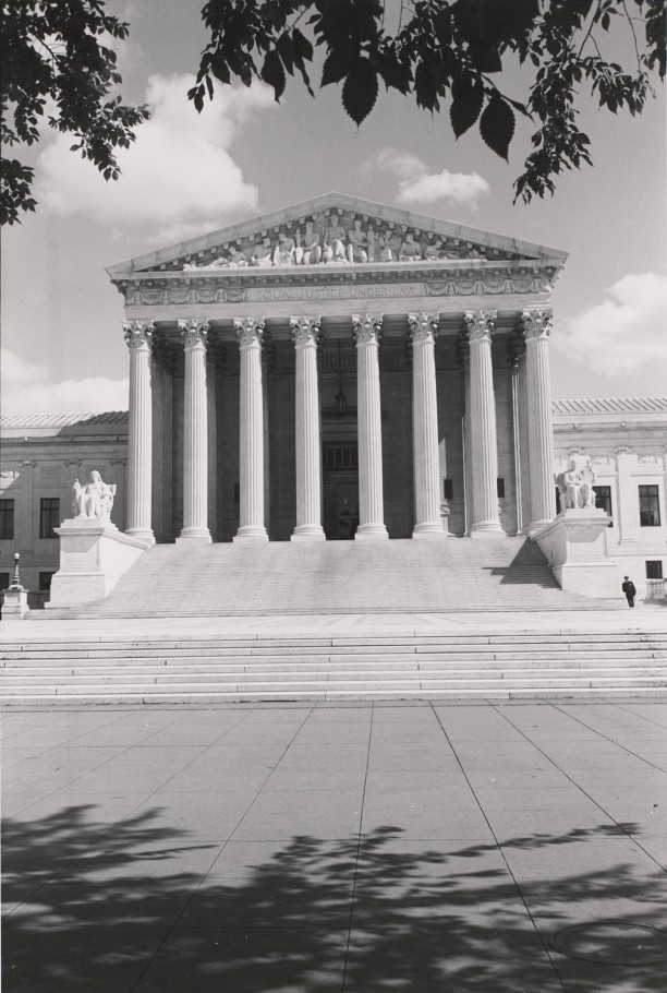 Supreme Court Building. Washington D.C.