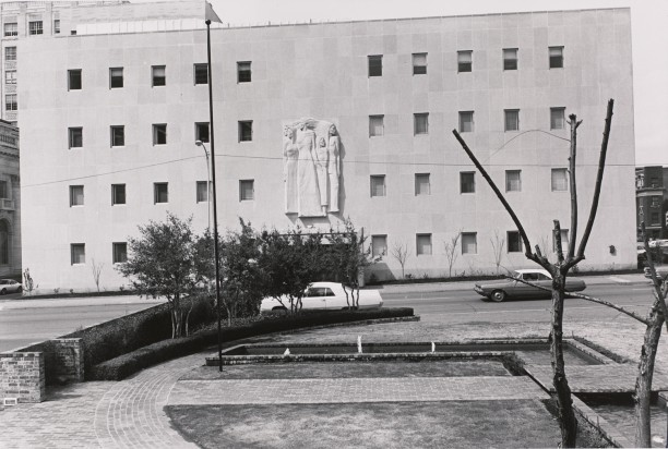 Federal Government Building. Oklahoma City, Oklahoma