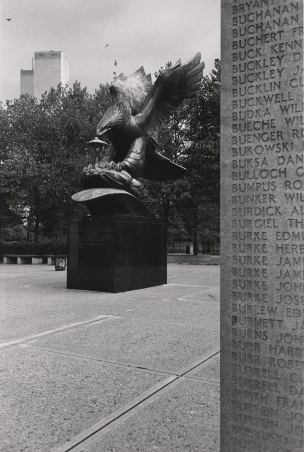 East Coast War Memorial. Battery Park, New York, New York