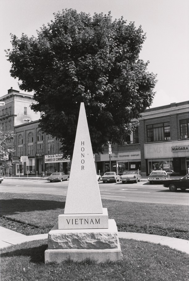 In Honor of Those Who Served. Watertown, New York