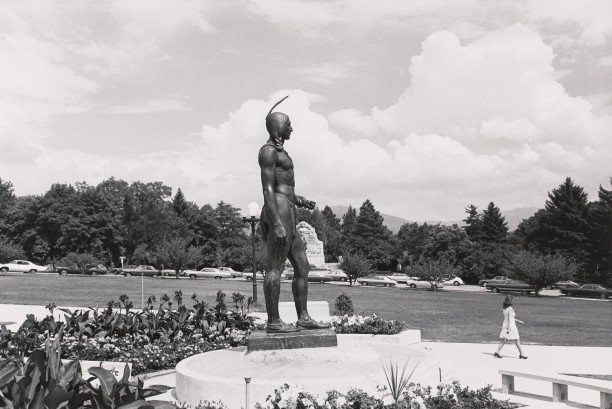 Chief Massasoit. Salt Lake City, Utah