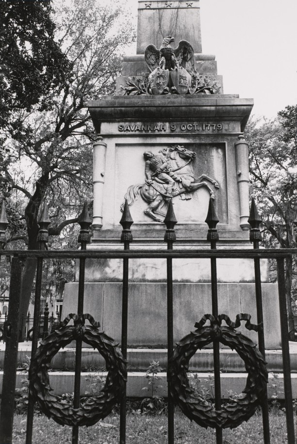 General Pulaski: The Siege of Savannah. Savannah, Georgia