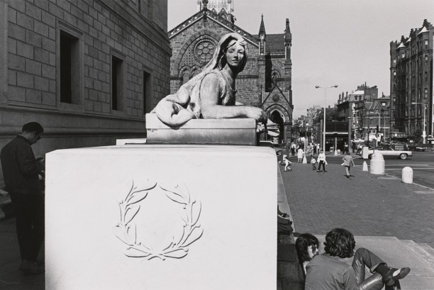 Art. The Boston Public Library, Boston, Massachusetts