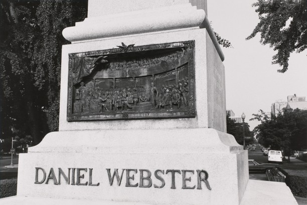 To Daniel Webster. Washington D.C.