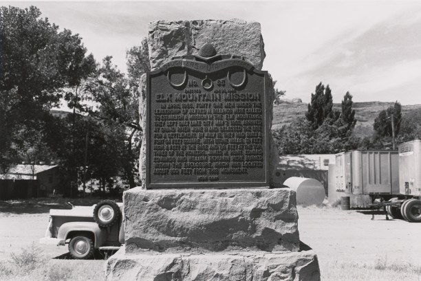 The American Monument: Site of Moab Camp. Moab, Utah