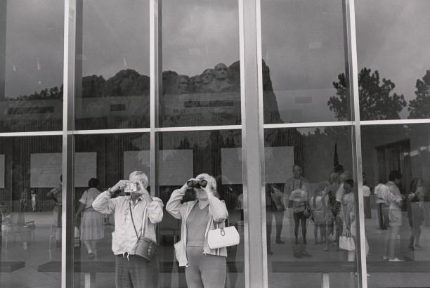 Mount Rushmore. South Dakota