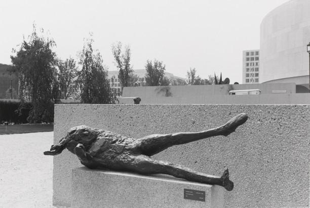 Untitled, Sculpture of Elizabeth Frank