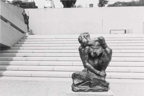 Untitled, Sculpture of Female Squatting