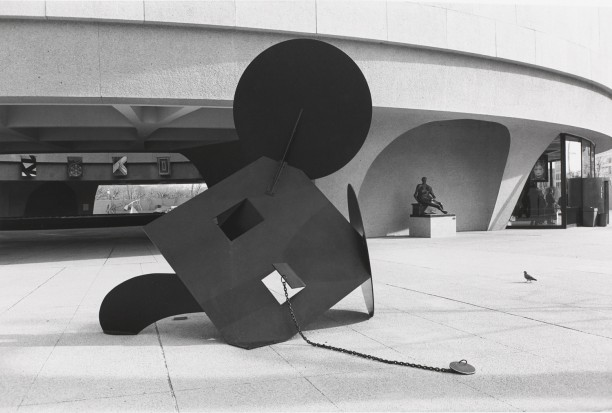 Untitled, Mickey Mouse Sculpture