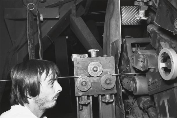 CLEVELAND, OHIO (machine operator)