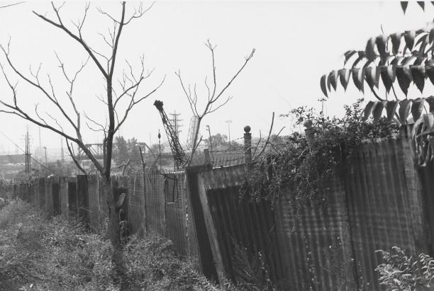 CLEVELAND, OHIO (fence)