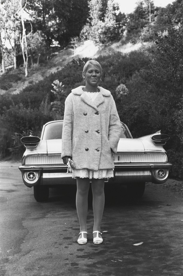 Sandy Kaminski, Los Angeles, 1967