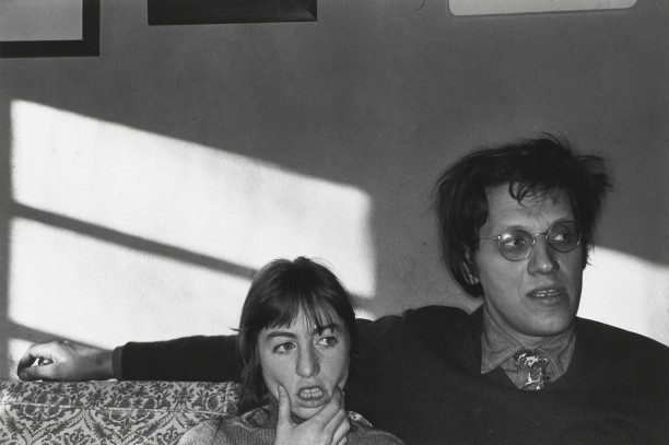 Arlene and Alan Distler, New City, New York, 1969