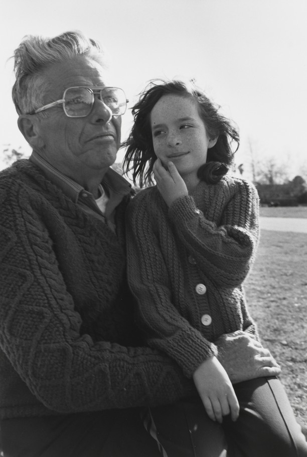 Garry and Melissa Winogrand, Los Angeles, 1984
