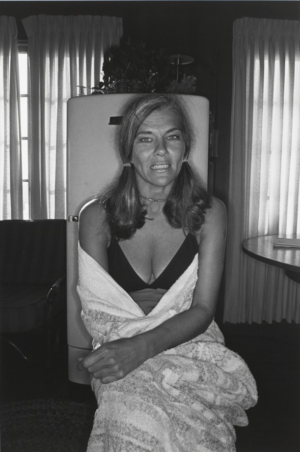 Helen Costa, Malibu, California, 1970