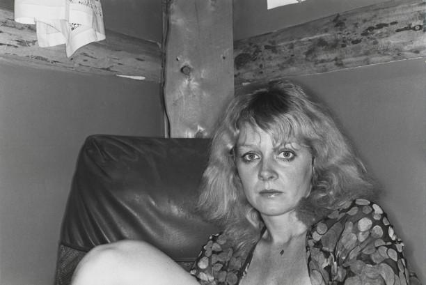 Cheri Hiser, Aspen, Colorado, 1972