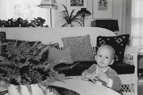 Kate Christenberry, Washington, D.C., 1982