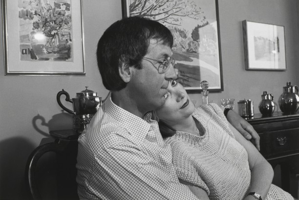 Neale and Margaret Albert, New York City, 1981