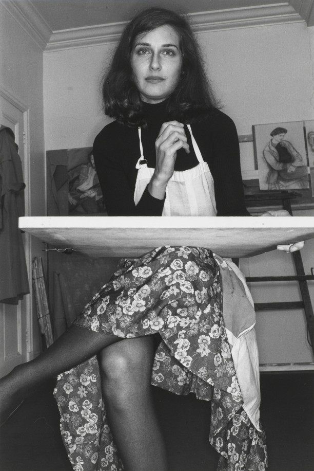 Sandra Fisher, London, 1975