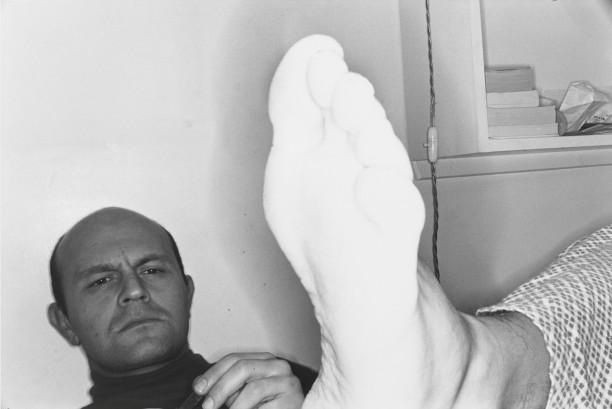Jim Dine, London, 1969