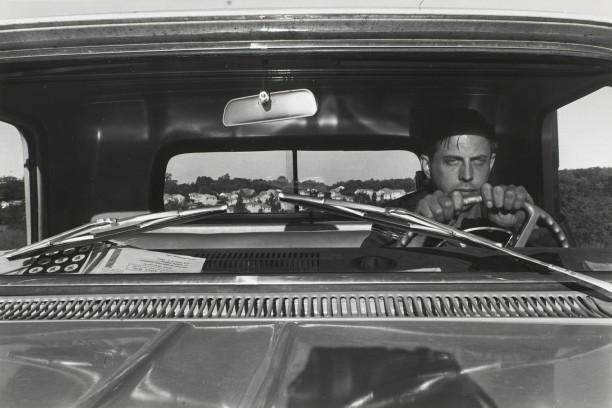 Self-Portrait, Haverstraw, New York, 1966