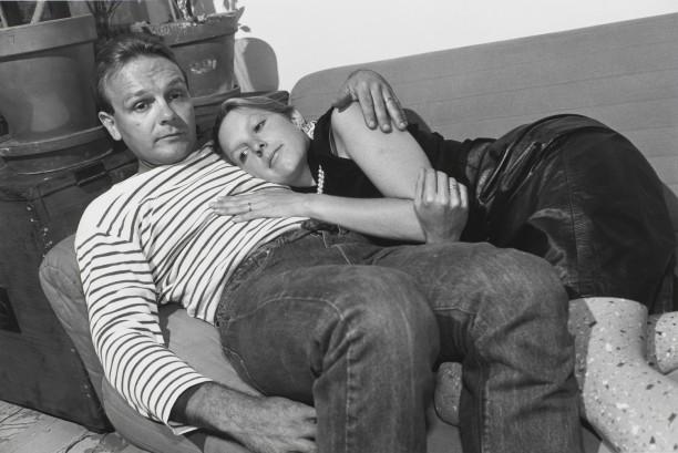 Nancy Bowen and John Obuck, New York City, 1984