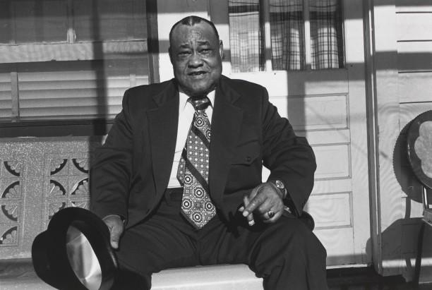 Roosevelt Sykes, New Orleans, 1973