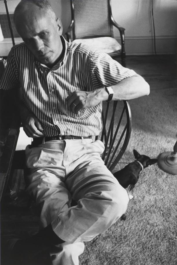 Walker Percy, Covington, Louisiana, 1962