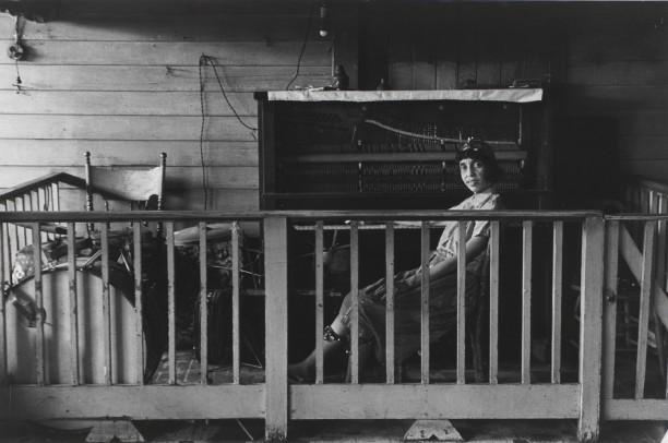 Sweet Emma Barrett, New Orleans, 1958