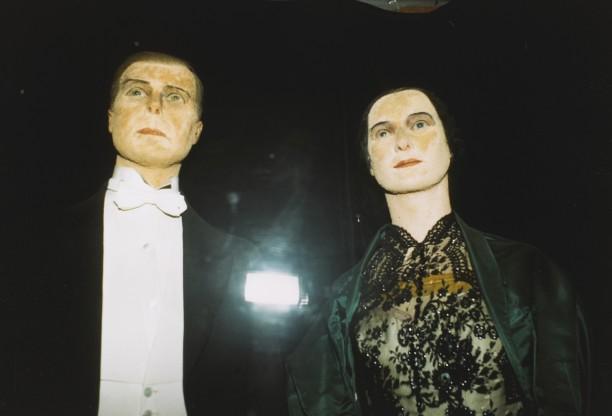 The Duke and Duchess of Windsor, Coney Island Wax Museum