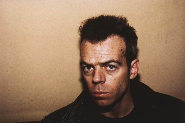 Brian's face, West Berlin