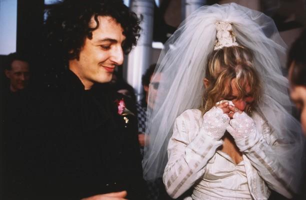 Cookie and Vittorio's wedding, New York City