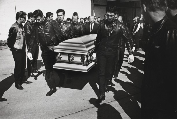 Rebegade's funeral, Detroit