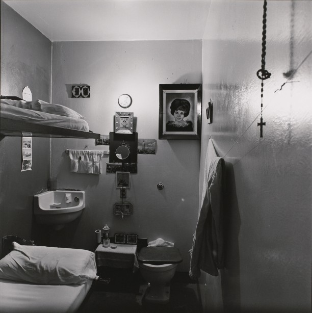 Cell of two Chicano convicts