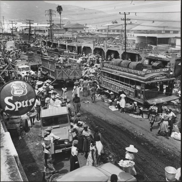 Croix des Bossales (The Slave Market), Port-au-Prince