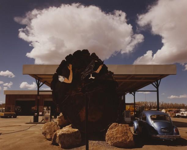 Lovelock Gas Station, Lovelock, Nevada