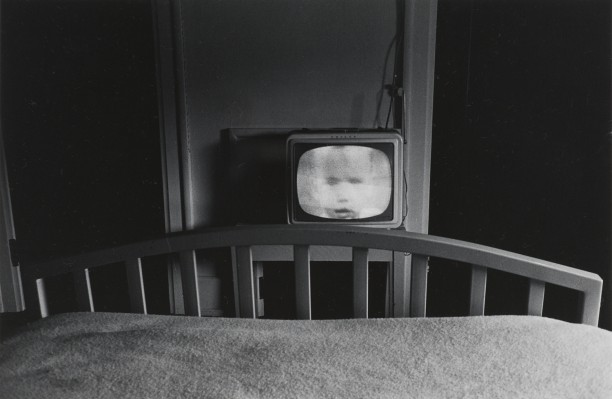 Untitled (TV in Hotel Room)