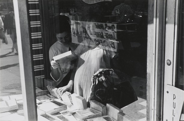 Untitled (Woman in Window)