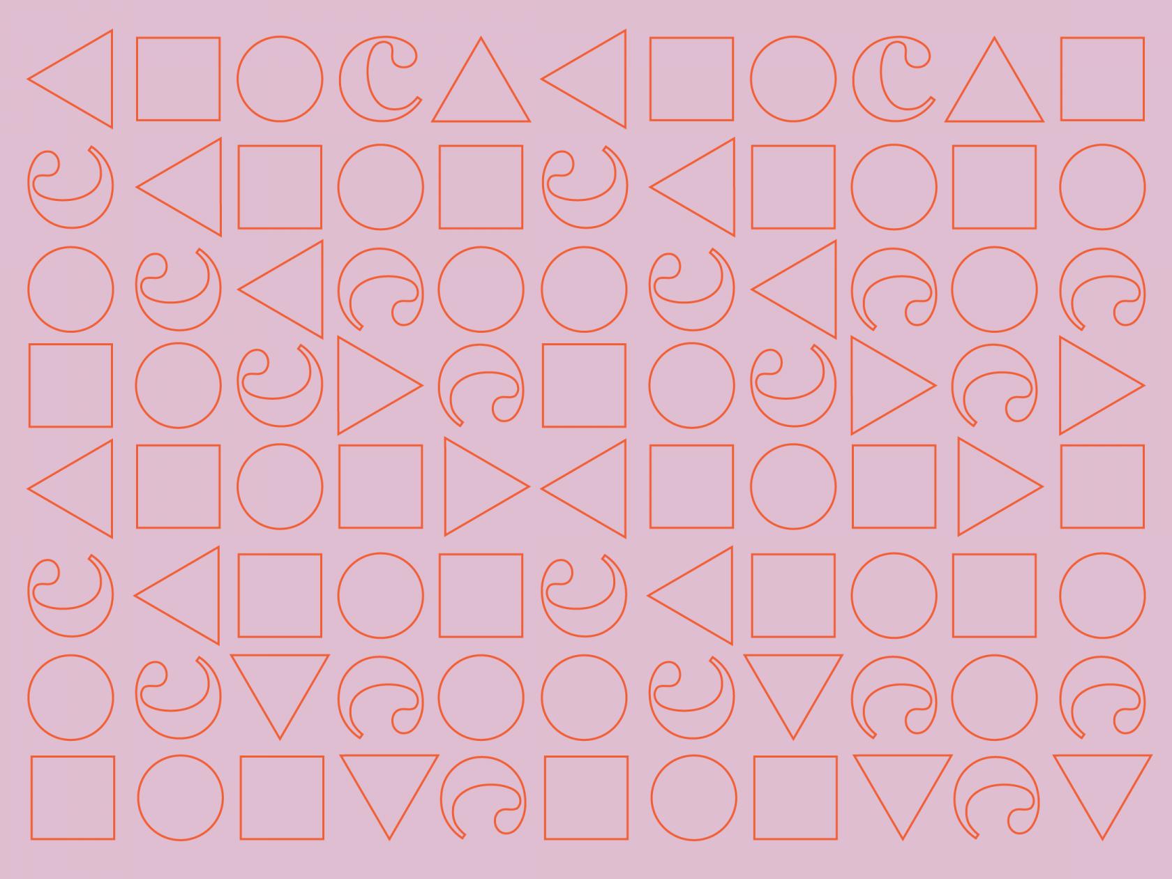MOCA Spring Calender Graphic